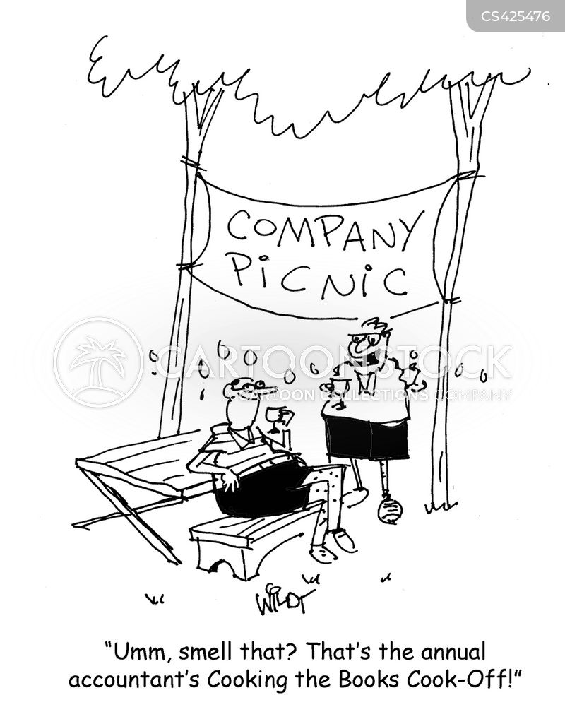 Company Picnic Cartoons And Comics Funny Pictures From