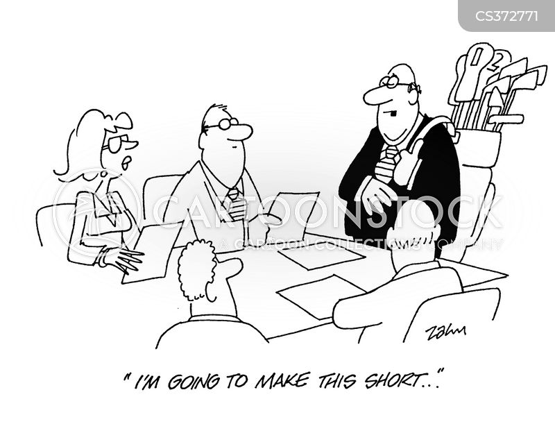 Office Meetings Cartoons And Comics Funny Pictures From
