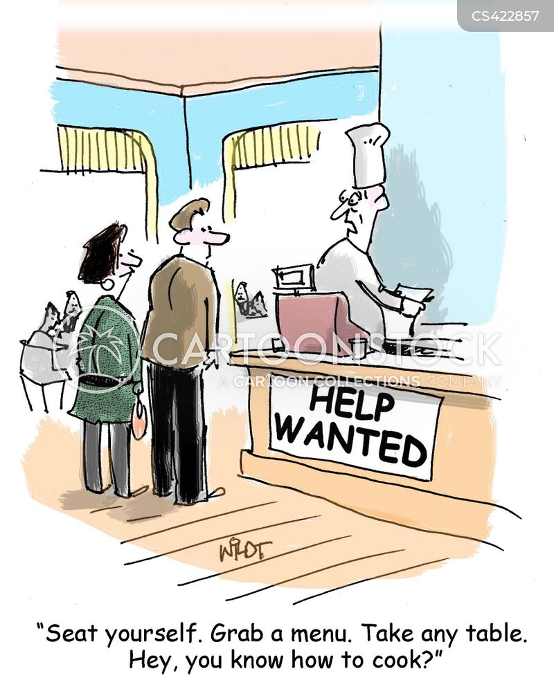 Restaurant Management Cartoons And Comics Funny Pictures