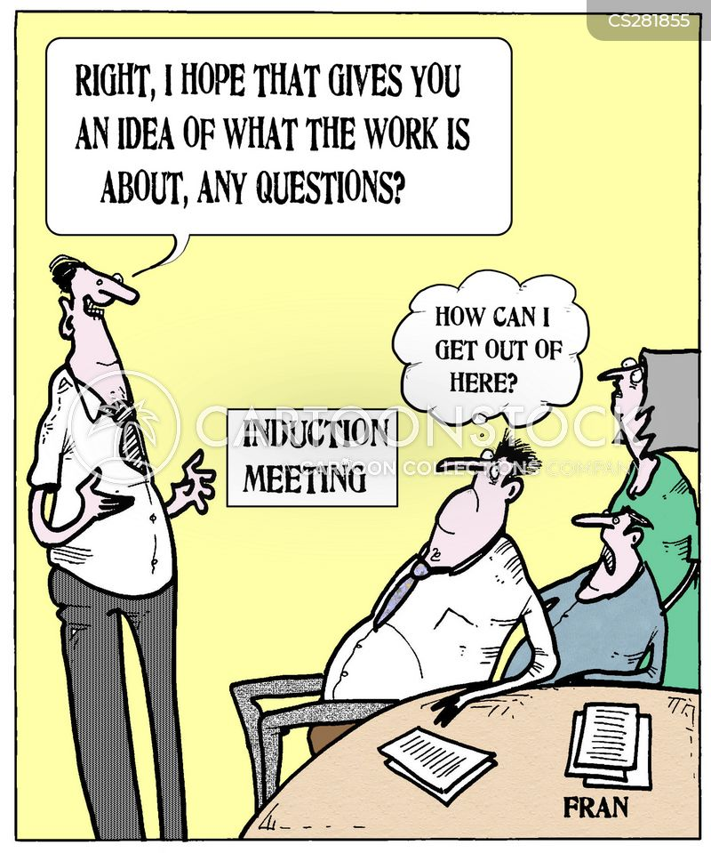Job Training Cartoons and Comics - funny pictures from ...