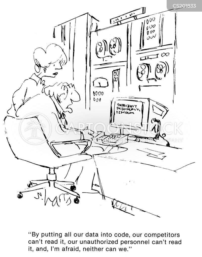 Computer Code Cartoons And Comics Funny Pictures From
