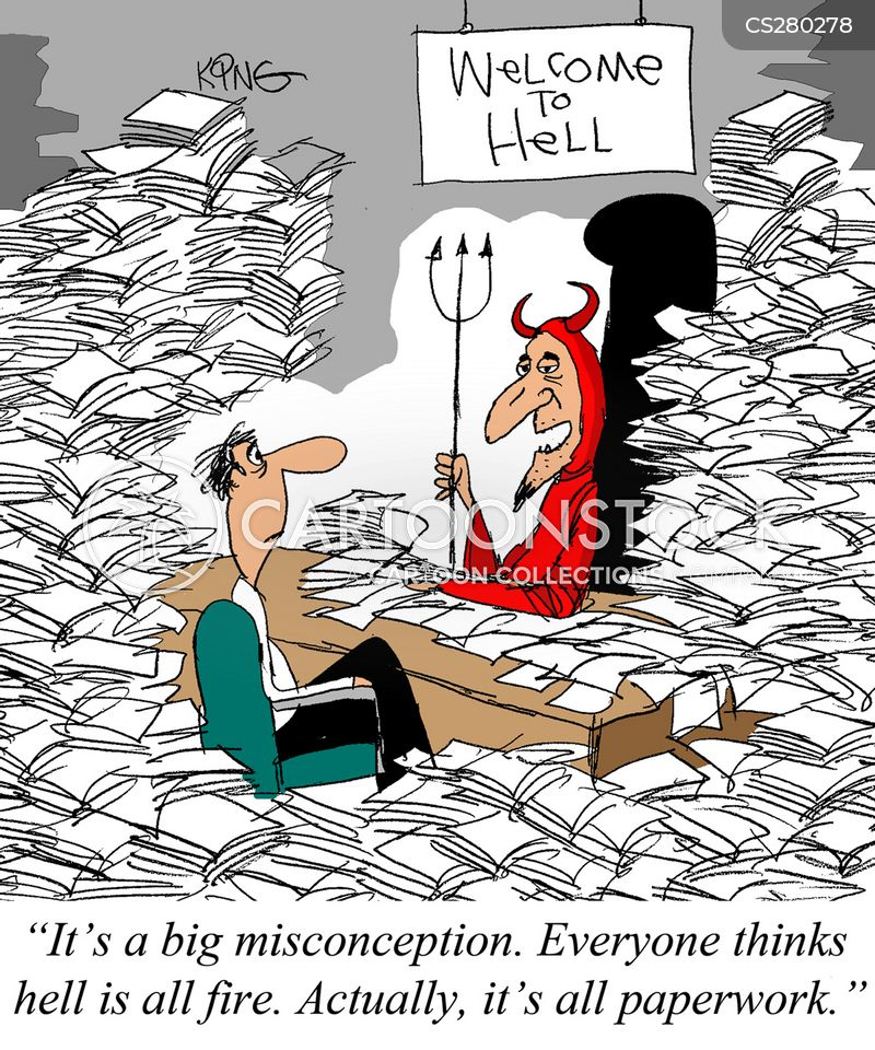 Paperworks Cartoons And Comics Funny Pictures From