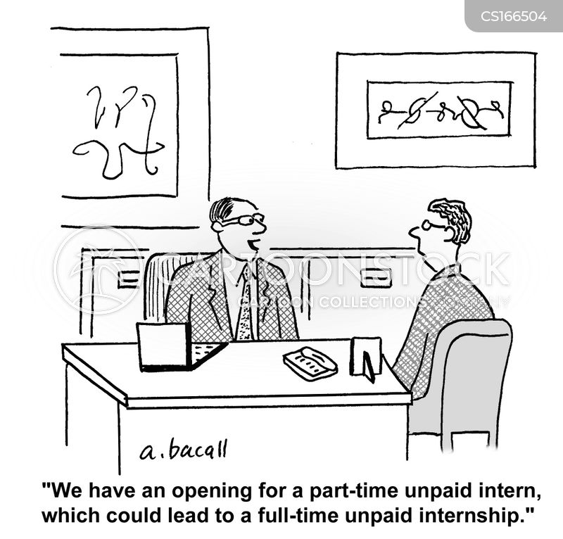 internship cartoons and comics funny pictures from