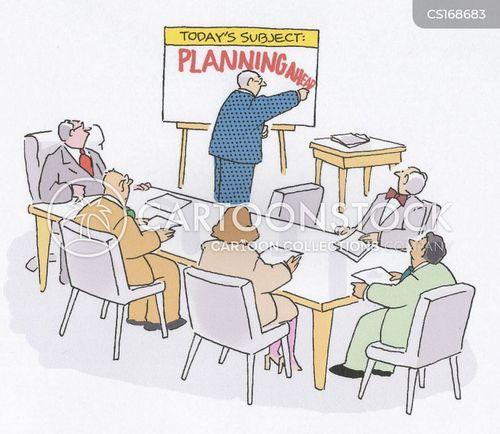 Planning Ahead Cartoons And Comics