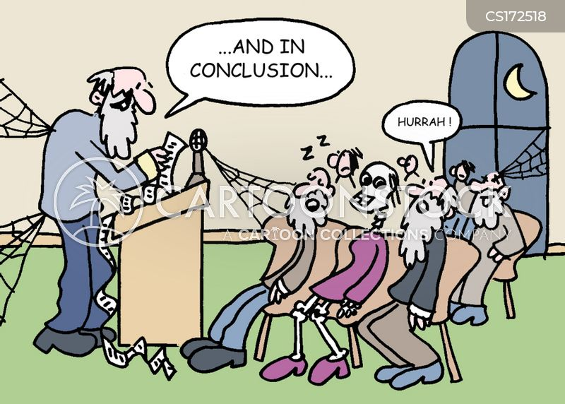 Conclusion Cartoons an...