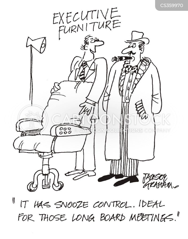Desk Chair Cartoons And Comics Funny Pictures From