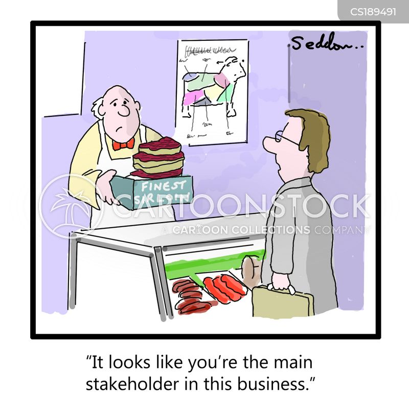 Stakeholders Cartoons And Comics Funny Pictures From