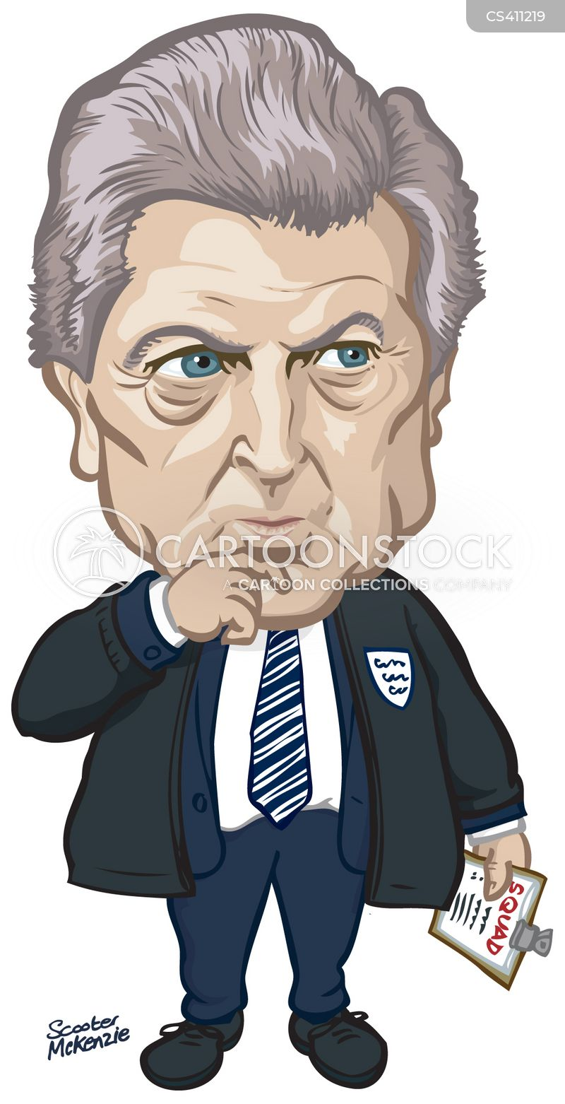 England Manager Cartoons and Comics - funny pictures from ... Soccer Manager