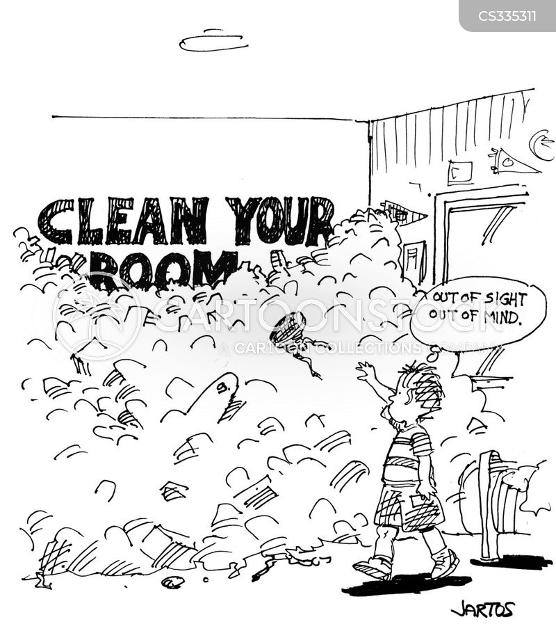 You Clean Your Clothes In This Room