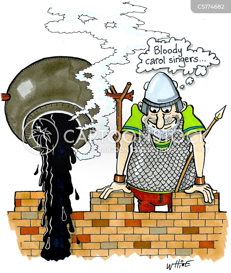 Battlements Cartoons And Comics Funny Pictures From
