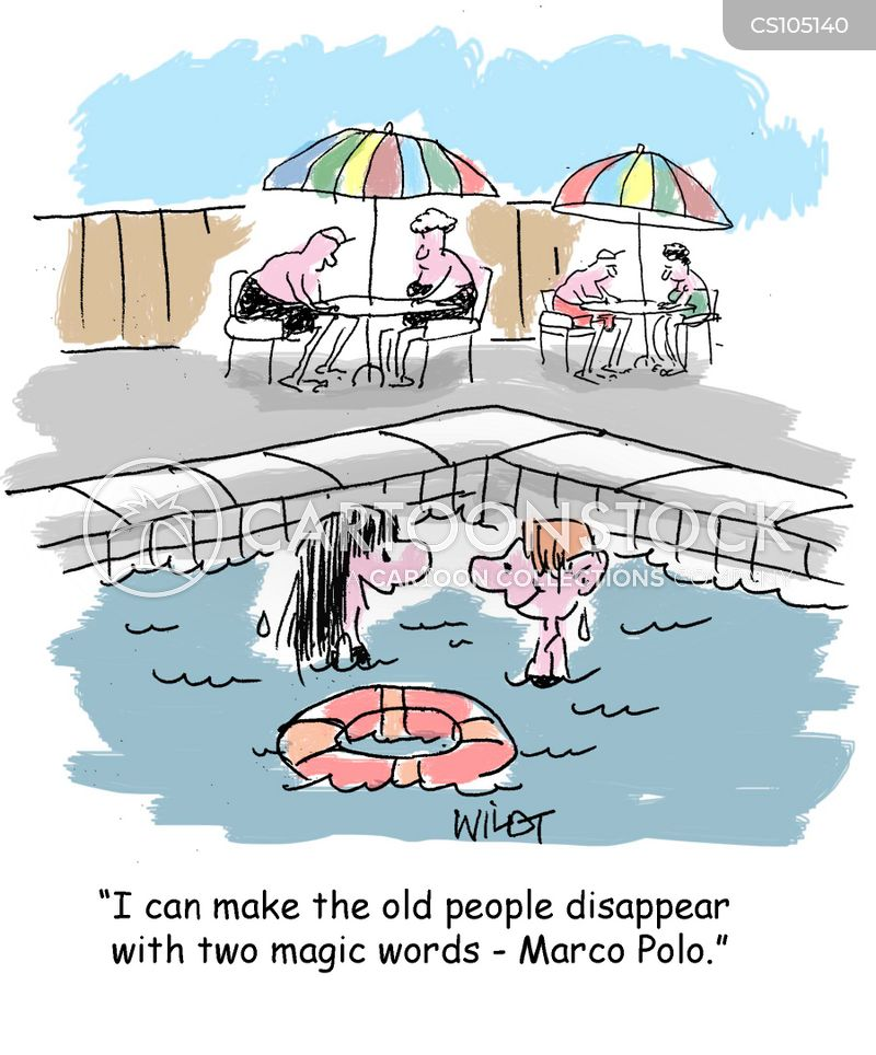 Pool Game Cartoons And Comics Funny Pictures From Cartoonstock