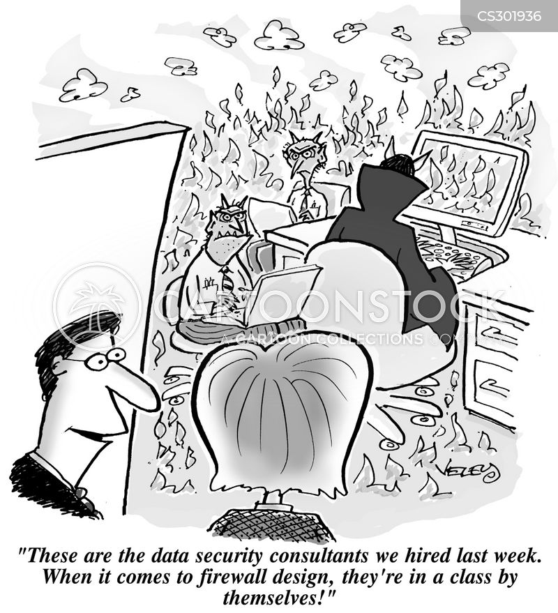 Computer Consultant Cartoons and Comics - funny pictures ...