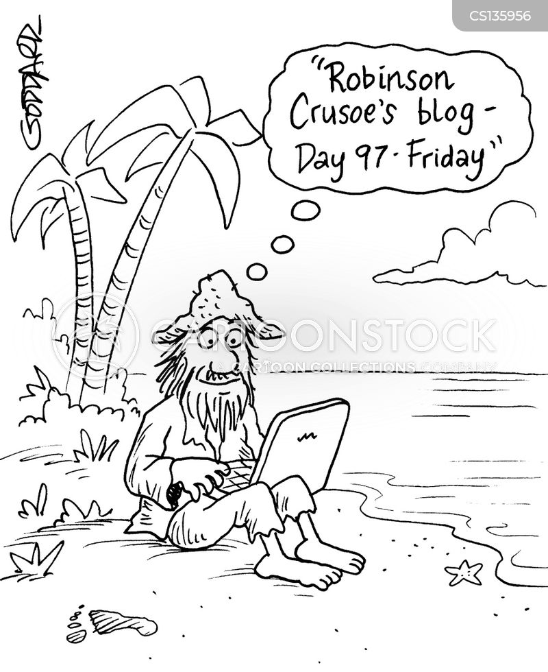 isolation in robinson crusoe Get an answer for 'in daniel defoe's robinson crusoe, what is crusoe like before being on the island and after being in the island' and find homework help for other robinson crusoe.