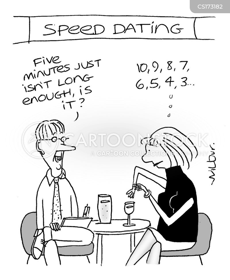 in person speed dating Make notes at the event while speed dating to help yourself, and check and please, make sure you address the person with their correct.