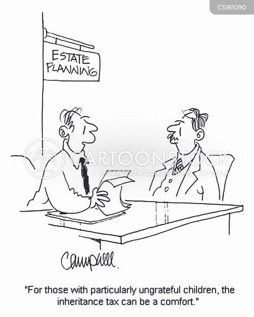 how to avoid inheritance tax on cash