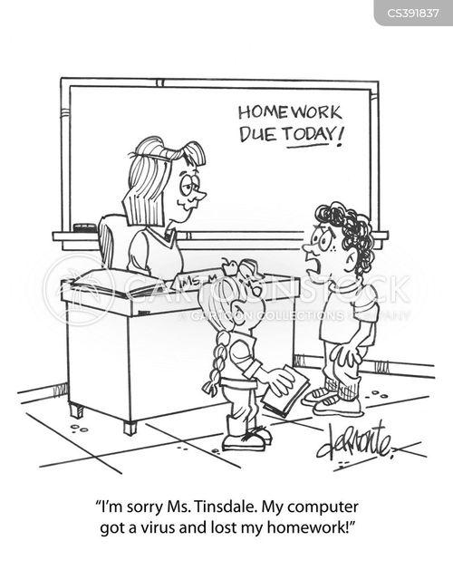 Essays on good and bad teachers