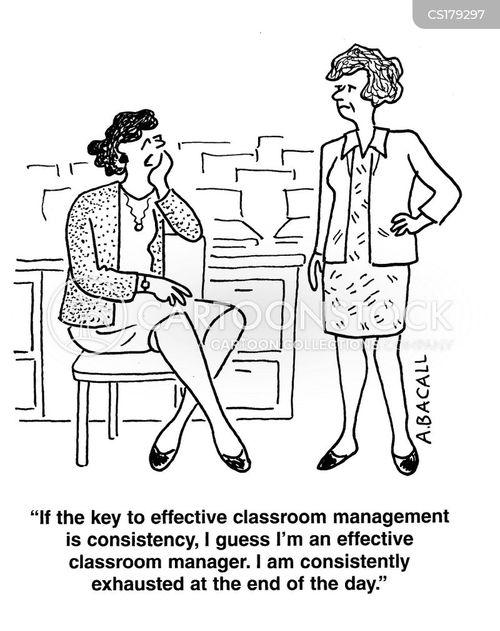 Classroom Teachers Cartoons And Comics Funny Pictures