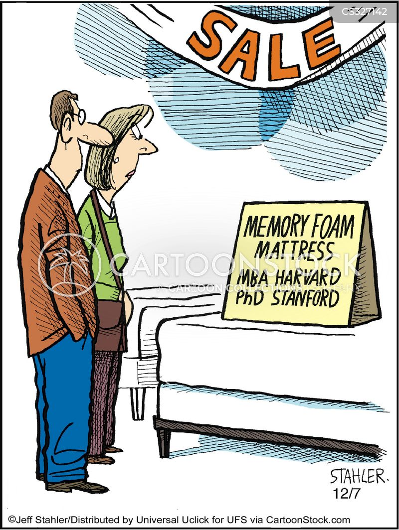 Mbas Cartoons And Comics Funny Pictures From Cartoonstock