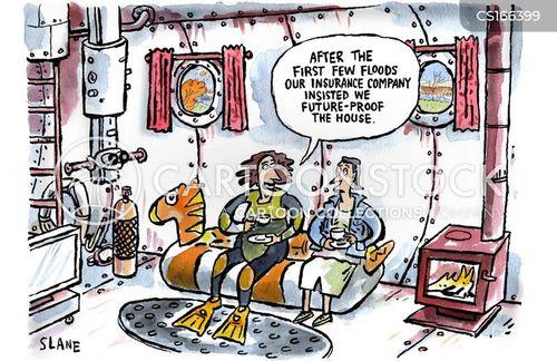 Cartoon Flood - Bing images