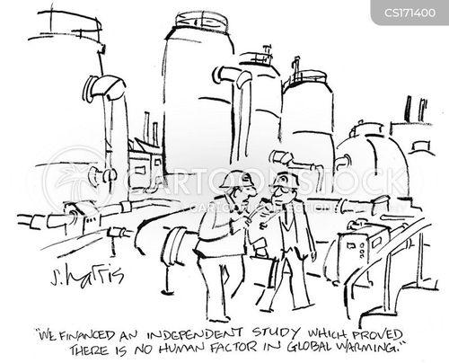 Stupid environmentalists study
