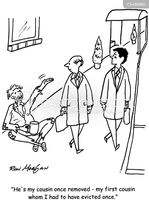 cartoons of people scam