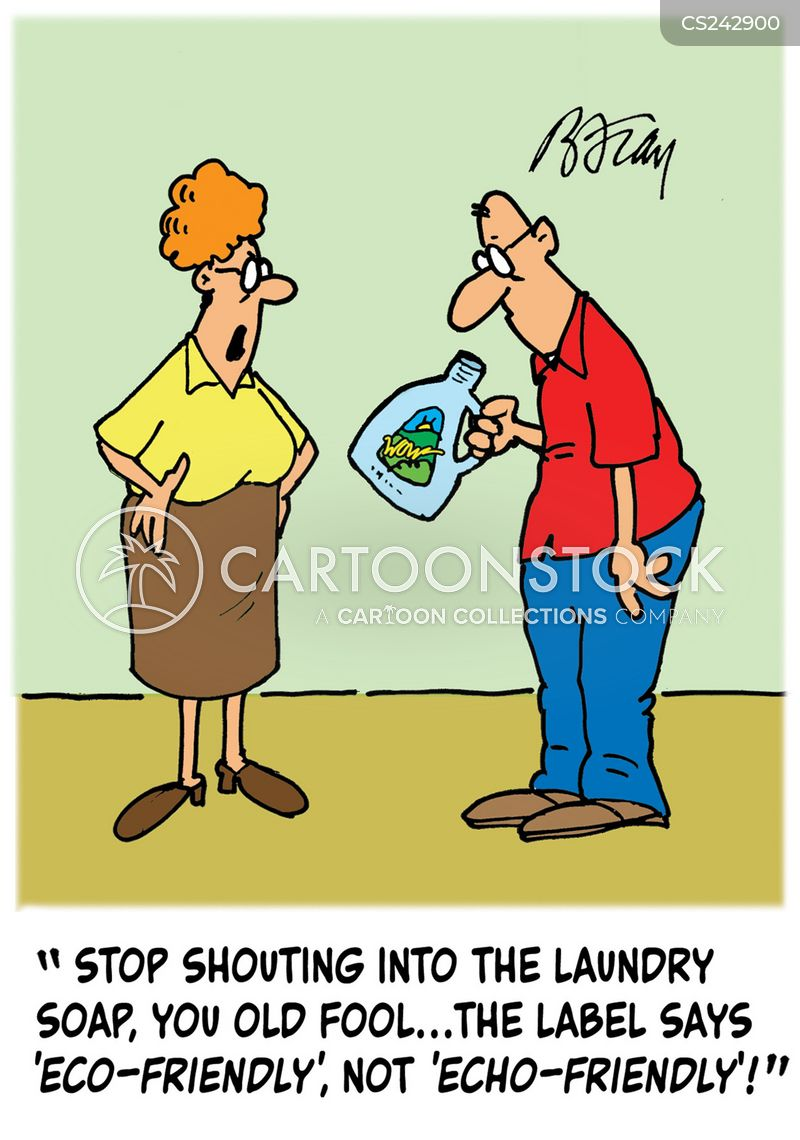 Washing Detergents Cartoons and Comics - funny pictures ...