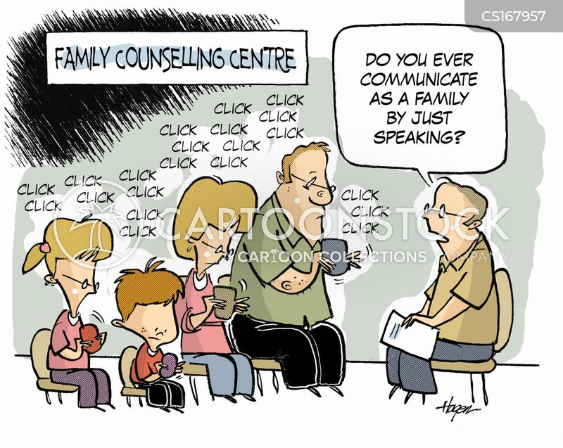 Family Therapy Cartoons And Comics Funny Pictures From