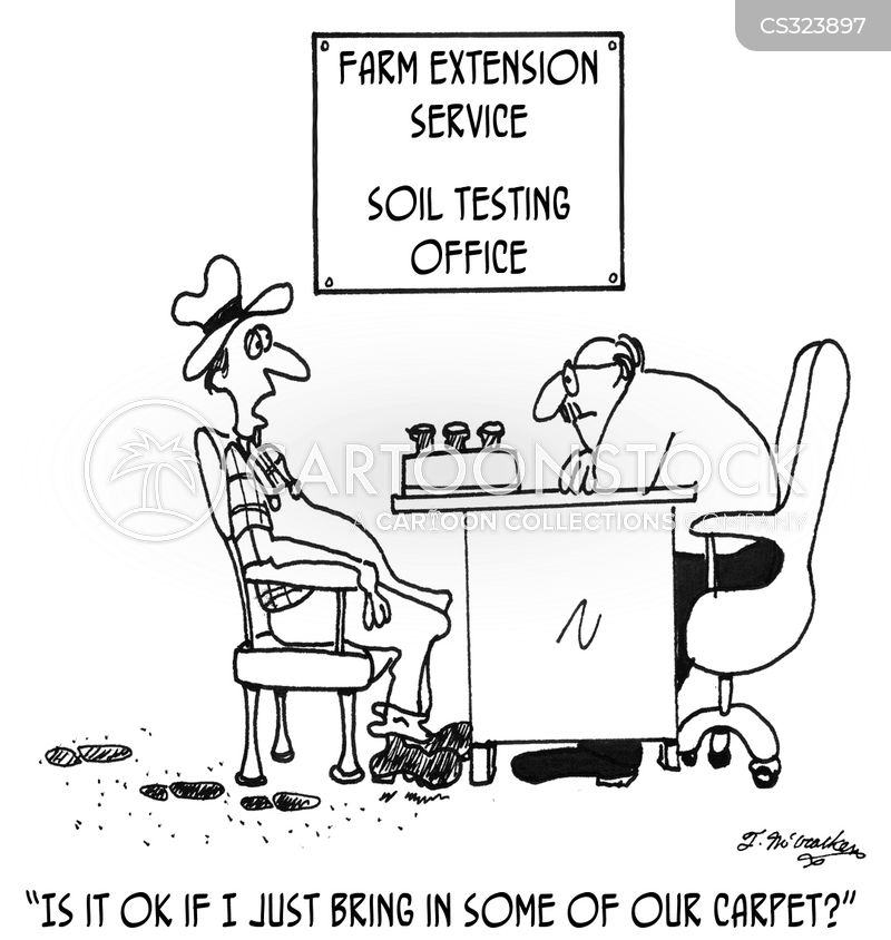 Soil Test Cartoons and Comics - funny pictures from ...