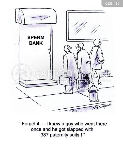 банк спермы порно комиксы № 526373  скачать