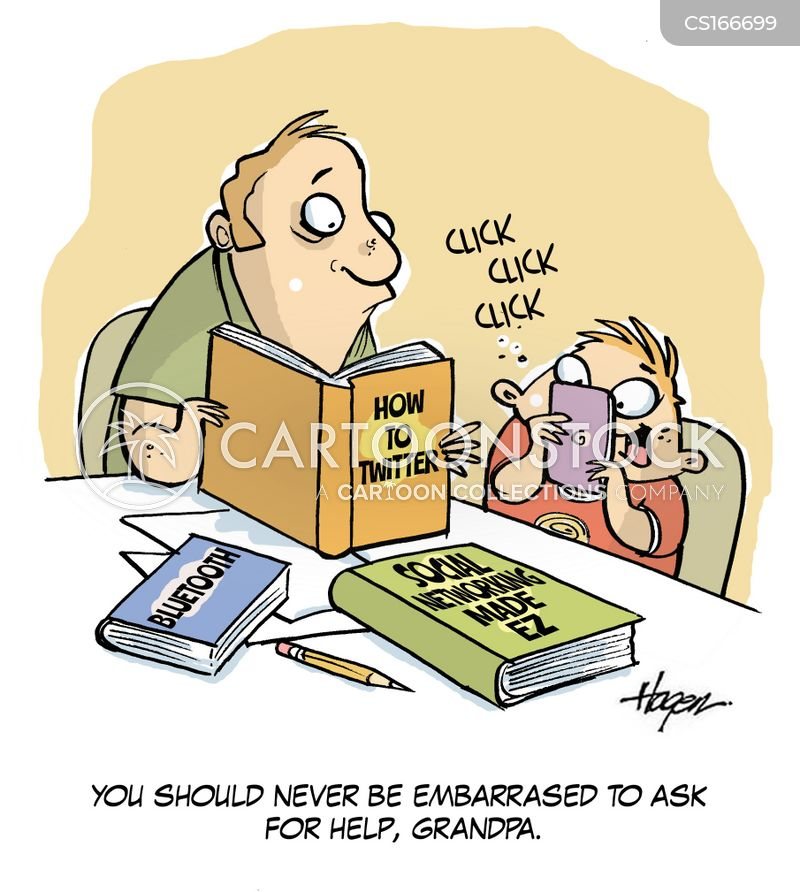 Grandpa Cartoons And Comics Funny Pictures From Cartoonstock