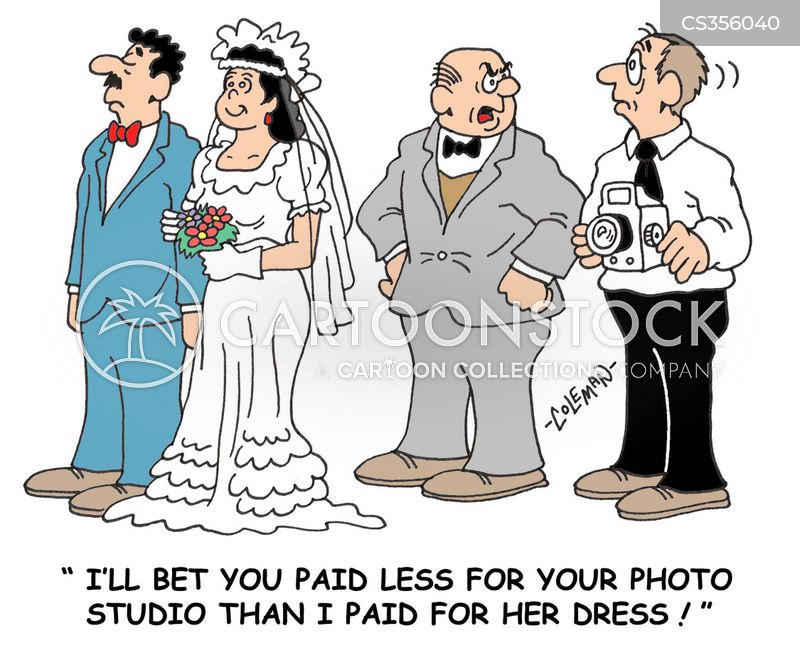 Father Of The Bride Cartoons And Comics Funny Pictures