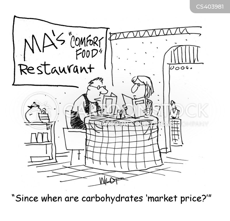 Restaurant Menu Cartoons And Comics Funny Pictures From