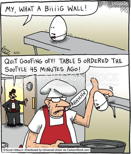 Talking Food Cartoons And Comics