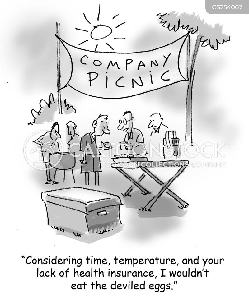 Company Picnic Cartoons and Comics - funny pictures from ...