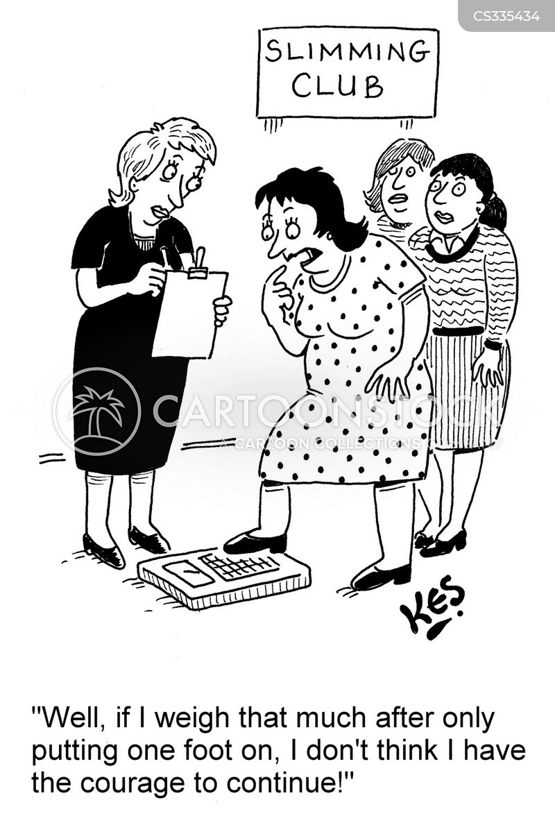 Slimming Club Cartoons and Comics - funny pictures from ...