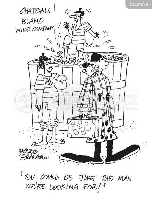 Clowns Shoes Cartoons and Comics