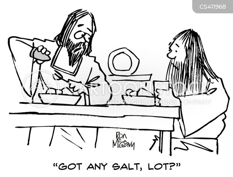 Sodom And Gomorrah Cartoons and Comics - funny pictures ...