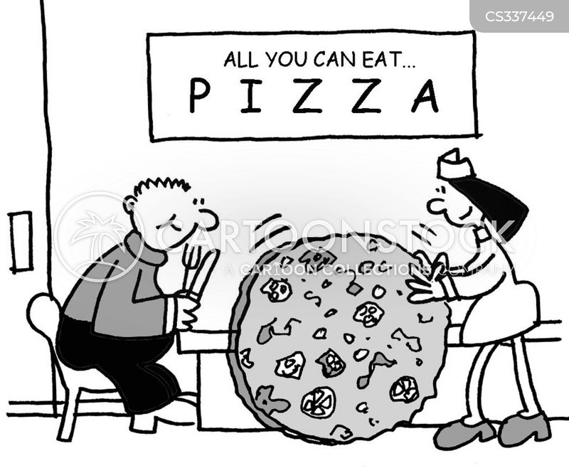 pizza toppings cartoons and comics funny pictures from cartoonstock. Black Bedroom Furniture Sets. Home Design Ideas