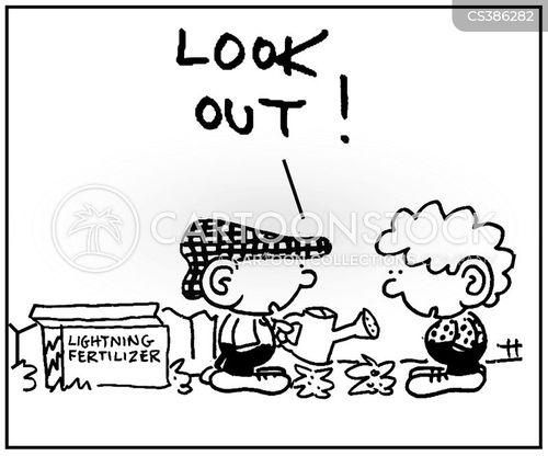 fertilized cartoons and comics