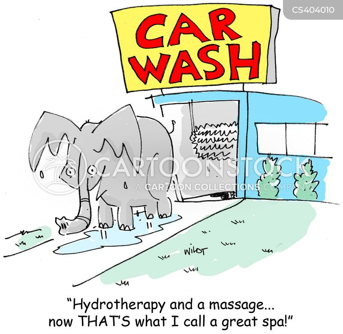 Amazon Car Wash Finish