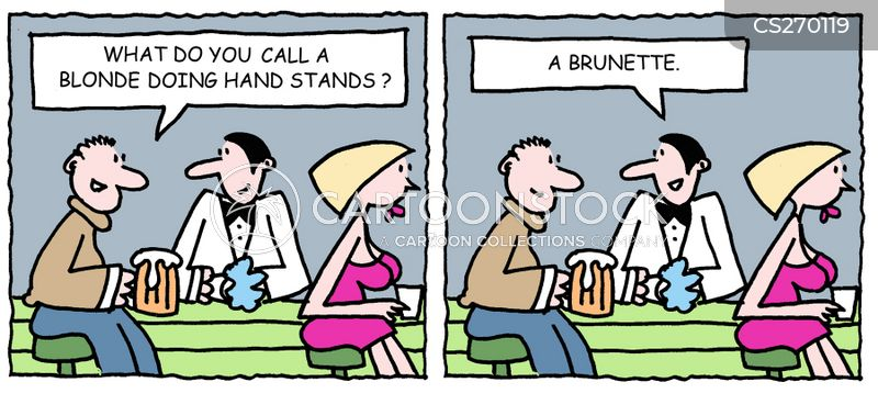 Brunette Cartoons And Comics Funny Pictures From