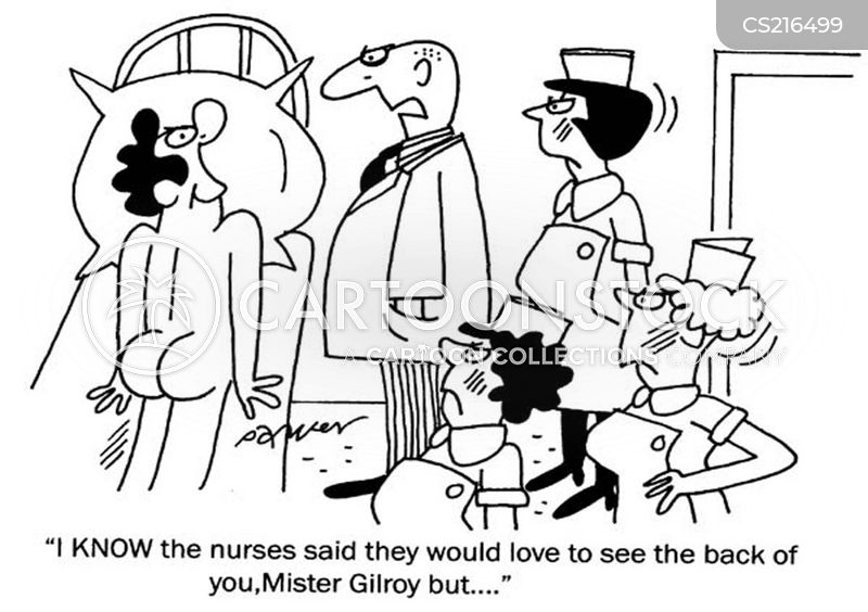 Angry Nurses Cartoons And Comics Funny Pictures From