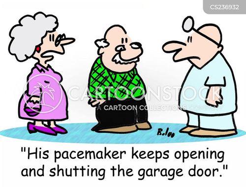Garage Door Cartoons And Comics Funny Pictures From