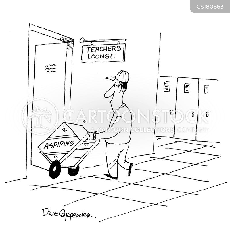 Teachers Lounge Cartoons And Comics Funny Pictures From