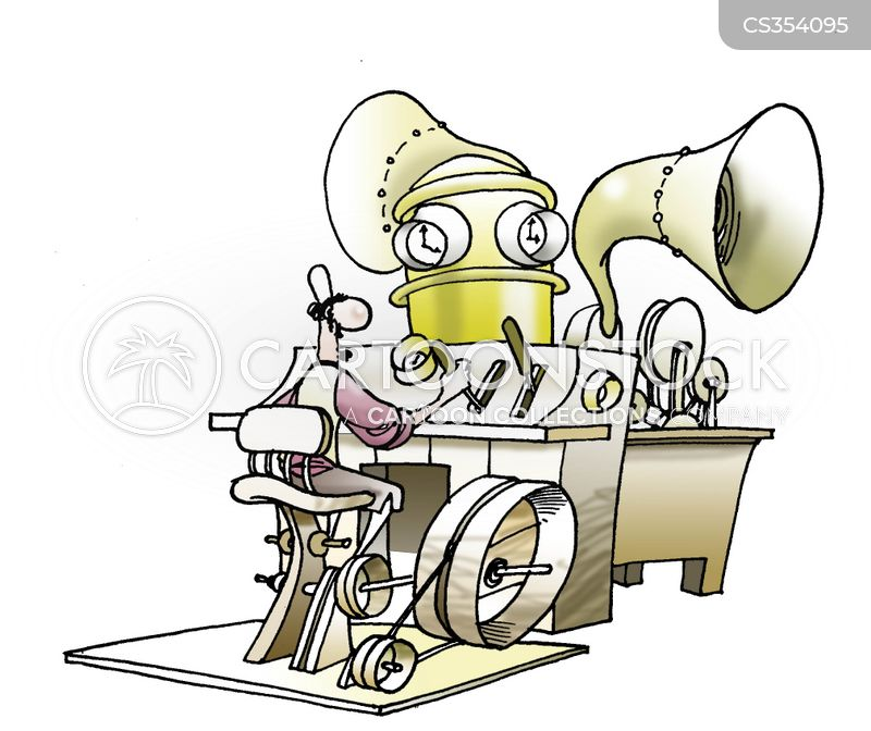 Wells Machine Cartoons And Comics Funny Pictures From
