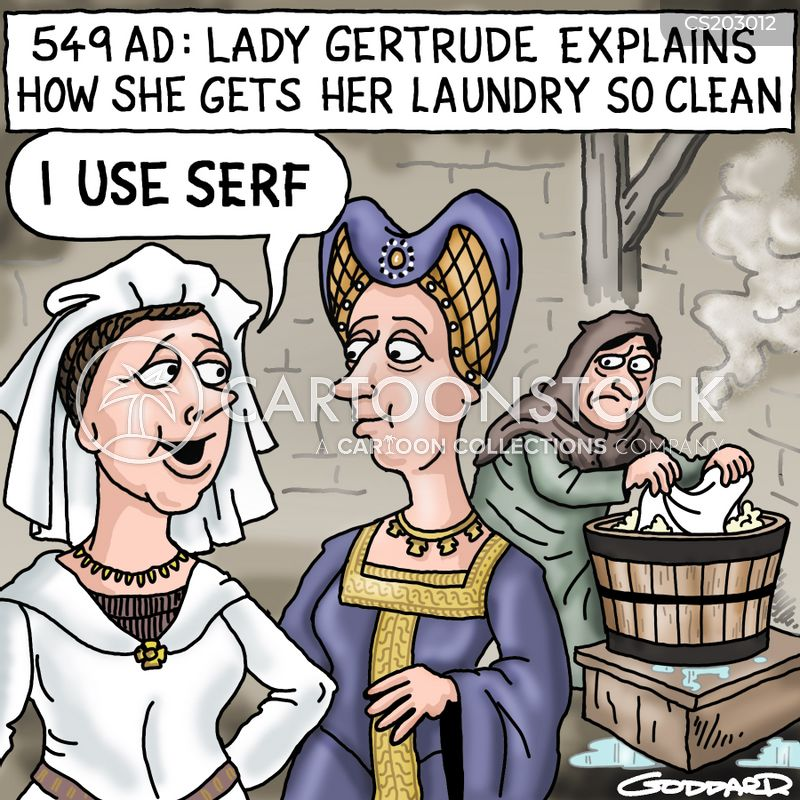 Serfdom Cartoons And Comics Funny Pictures From Cartoonstock