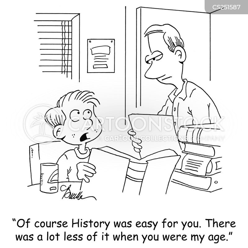 history test cartoons and comics funny pictures from