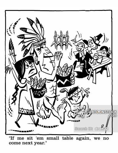 Cartoons und Karikaturen mit Parteien
