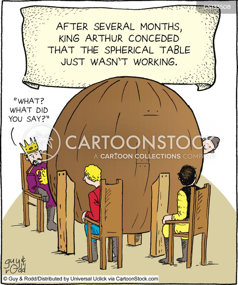 Sphere Cartoons And Comics Funny Pictures From CartoonStock