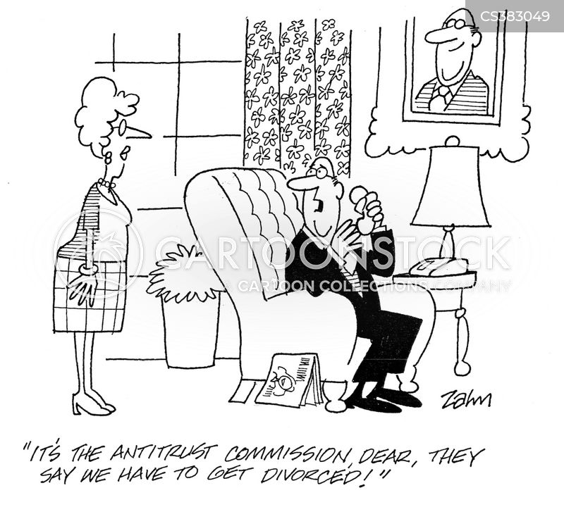 Competition Law Cartoons and Comics - funny pictures from ...